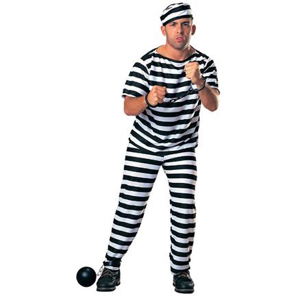 sc 1 st  Halloween Playground & Prisoner Costume