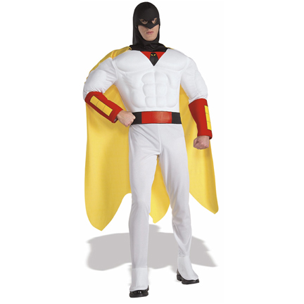 space ghost costume - Space Ghost Halloween Costume